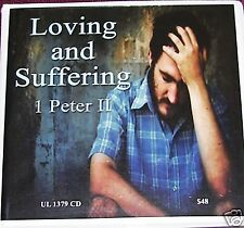 """Malcolm Smith """"Loving & Suffering""""(1Peter II)6hrs cd's"""