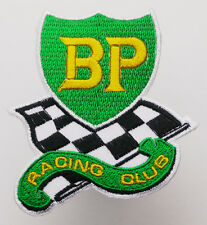 BP British Petroleum Sponsor Iron-On Embroidered Patch - MIX 'N' MATCH - #2H03