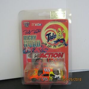 1998 Action NASCAR Ricky Rudd #10 Tide Give Kids The World 1:64 Scale Car