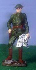TOY SOLDIERS METAL WORLD WAR 1 AMERICAN WW1 US  MARINE OFFICER 54MM