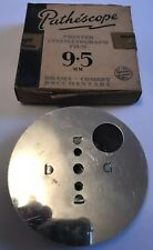 "Vintage 9.5mm Pathescope Cine Film Movie, Metal Reel, ""High Chinks"" (30591) 1952"