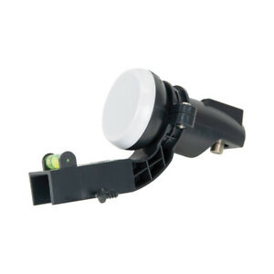 Visiblewave Universal Single LNB 1 Output Mini Dish for Freesat™ Sky™ with PLL