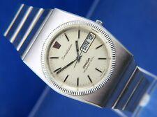 Omega 196.0015 Constellation Megaquartz 32KHz Watch Vintage 1970s For Repair