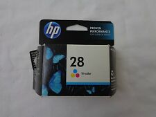 HP 28 Tri-Color Ink Cartridge--NIB --Expired