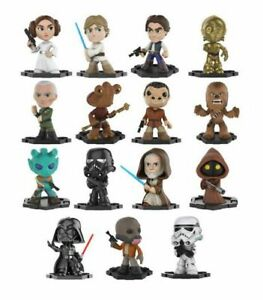 Star Wars Episode 4: A New Hope Funko Mystery Minis FREE SHIPPING