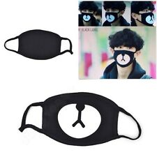 TEDDY BEAR DUST MASK EXO CHANYEOL BTS TAEHYUNG - UK KPOP K-POP