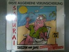 Erste Allgemeine Verunsicherung Samurai (1990) [Maxi-CD]