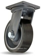 "S-MD-124SYT70 12"" Hamilton-Maxi-Duty Swivel Plate Caster Superlast Wheel 7800 lb"