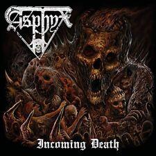 "ASPHYX ""Incoming Death"" NEW Jewel Case CD 2016 Death Metal; pestilence dismember"
