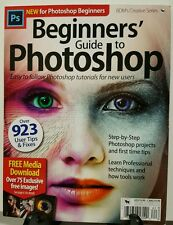 Beginners Guide to Photoshop User Tips Techniques Summer 2016 FREE SHIPPING JB