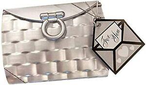 18 Elegant Pocketbook Design Silver Mirror Compacts Wedding Shower Favors
