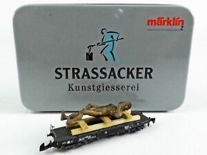 Märklin Spur-Z SoMo 80018 Schwerlastwagen Museum 2007 Giesserei Strassacker