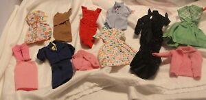 Barbie Reproduction Clothing Lot Dresses Dress Shirt