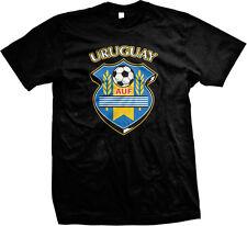 Uruguay Fútbol Futbol National Team Soccer Football Charrúas Mens T-shirt