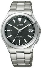 Citizen Attesa Atd53-2841 Eco-drive Titanium Watch From Japan F/s