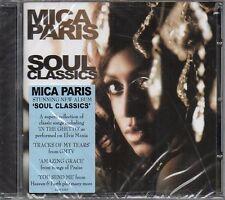 MICA PARIS - SOUL CLASSIC - CD ( NUOVO SIGILLATO)