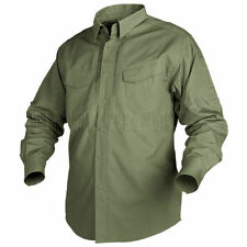 Cotton Loose Fit Military Casual Shirts & Tops for Men