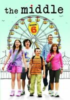 The Middle Season 6 Complete Series Six Sixth R4 DVD New