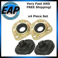 For Volvo S60 S80 V70 XC70 Front Strut Mount & Spring Seat Bushing x4 Pc Set Kit