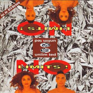 2 Unlimited - No Limits! | REDJEVEL MTV Edition| 1993 | NEUwertig | VIRGIN-SALE