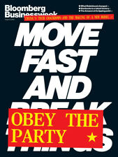 Bloomberg Businessweek Magazine August 2, 2021 Move Fast & Obey The Party Tech