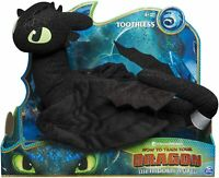 """How to Train Your Dragon The Hidden World - Toothless 14"""" Deluxe Plush Toy [TY6]"""