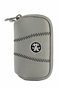 Crumpler PP 55 Compact Camera Pouch and Strap - Silver