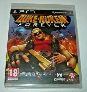 Duke Nukem Forever PS3 (PAL España precintado)