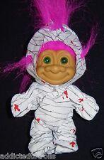 "HALLOWEEN MUMMY - 5"" Russ Troll Doll - NEW IN BAG Free Shipping"