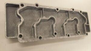 Ventildeckel unten Alu für Porsche 911  93010511605
