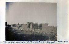 LIBIA - N.O. dell'Oasi delle due palme - Bengasi 12 MARZO 1912