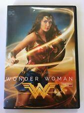 Wonder Woman (DVD,2017 ) 2 Disc Set