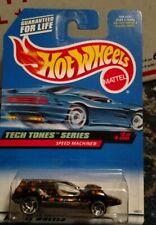 Hot Wheels Speed Machine tech tones series