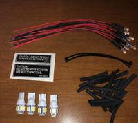 Pioneer SX-1980, SX-1280, SX-1250, LED Bulb, Lamp, Lighting, Complete Kit