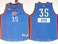Kevin Durant Oklahoma City Thunder Adidas Christmas 2014 NBA Swingman Jersey XL