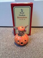 Royal Doulton Bunnykins Figure - Halloween new