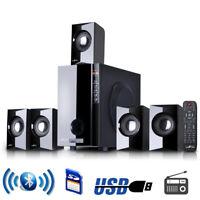 Befree Sound Bfs-430-Blk 5.1 Channel Surround Bluetoot Speaker System