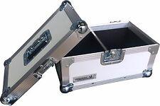"""Caso de vuelo 7"""" solo 200 Cisne Blanco Caja de discos de vinilo (PVC Rígido)"""