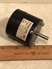 Vintage Shallco 600/600 ohm log-taper rotary audio potentiometer