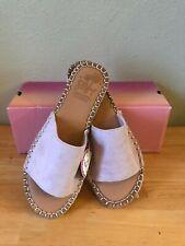 Jelly Pop LA Women's Pink suedelike ROSIE sandals 675