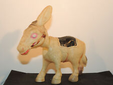 Celluloid Donkey Nodder Toy made in Occupied Japan 1950s (13290)