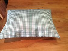 Kissenbezug 20x30cm mit Reißverschluss, 100% Baumwolle