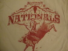 Academy Sports and Outdoors Green Valley Nationals Rodeo T Shirt M