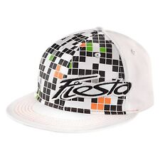 """FORD FIESTA """"PIXELIZED"""" BASEBALL STYLE HAT CAP NEW UNIQUE FACTORY FORD LOGO HAT"""