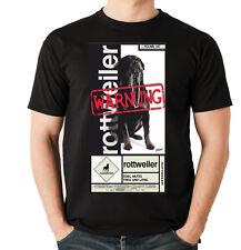 Unisex T-Shirt MOVIE ROTTWEILER Hundemotiv Rotti Hundeshirt Siviwonder