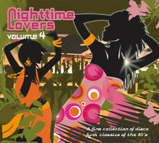 Nighttime Lovers Volume 4: A Collection Of Disco Funk Classics Of 80's Audio CD
