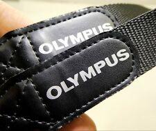 """Olympus BLACK 1"""" wide Neck Shoulder Strap Genuine EVOLT E-1 3 10 510 600 cameras"""