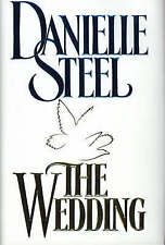 The Wedding by Danielle Steel Large Hardcover 20% Bulk Book Discount