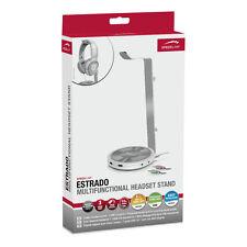 SPEEDLINK ESTRADO Escritorio Auriculares/Auriculares Soporte con USB Hub &