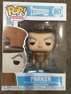 Pop Funko Thunderbirds Parker 867 New FREE SHIPPING